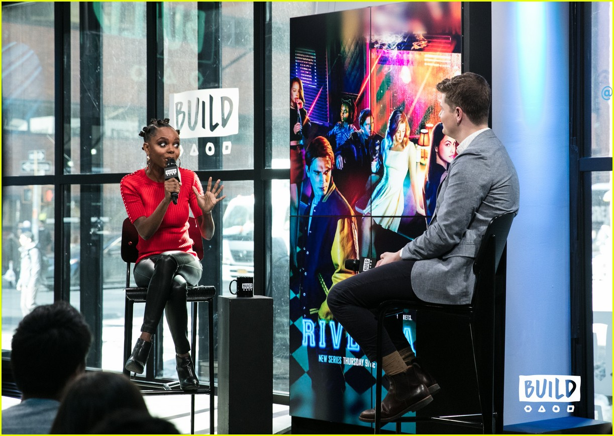 ashleigh murray aol studios nyc 18