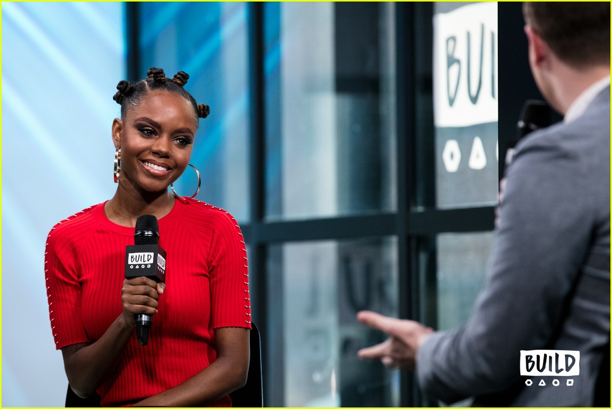 ashleigh murray aol studios nyc 23