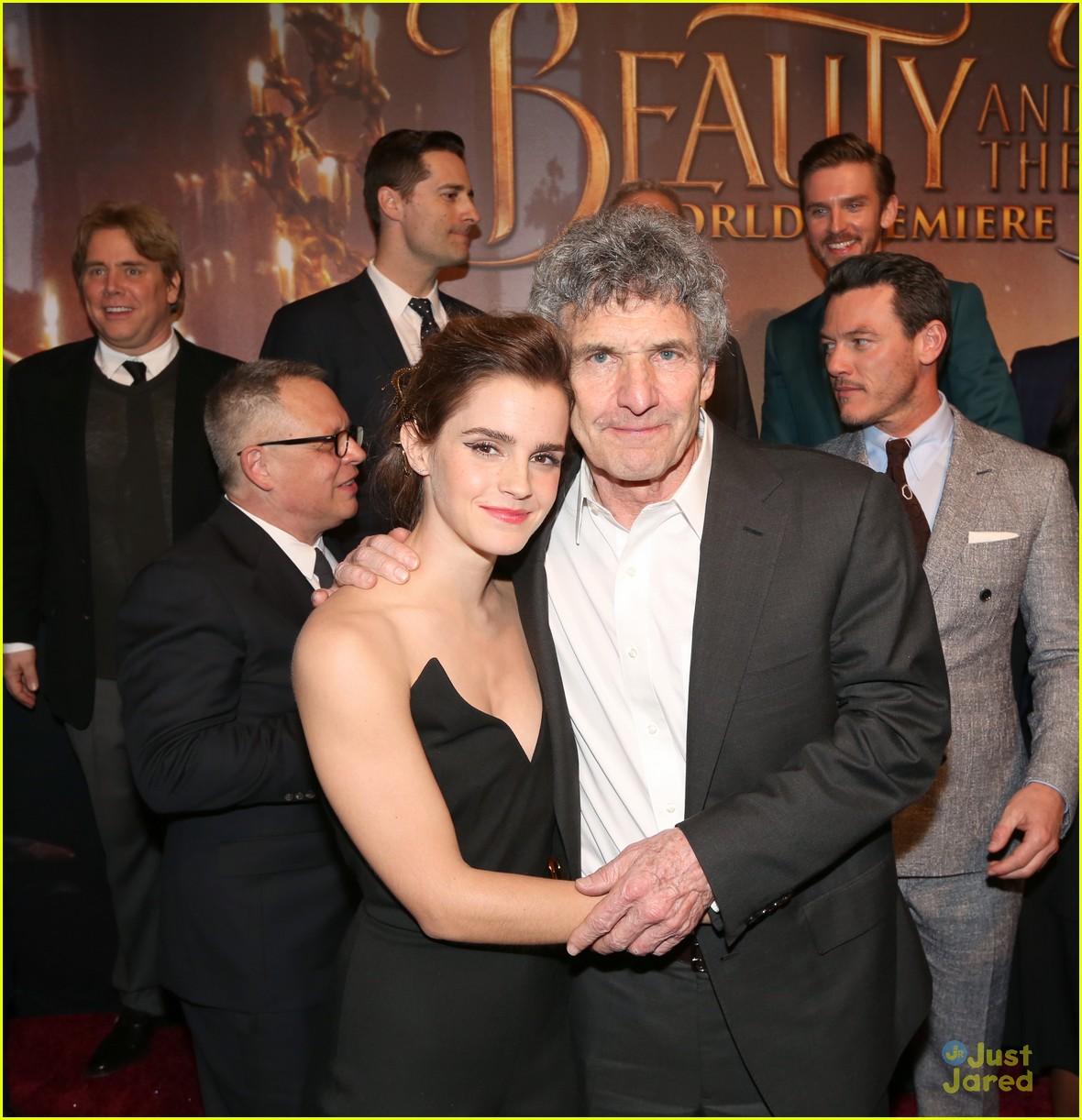 Matthew Lewis Tom Felton Support Emma Watson Batb 07