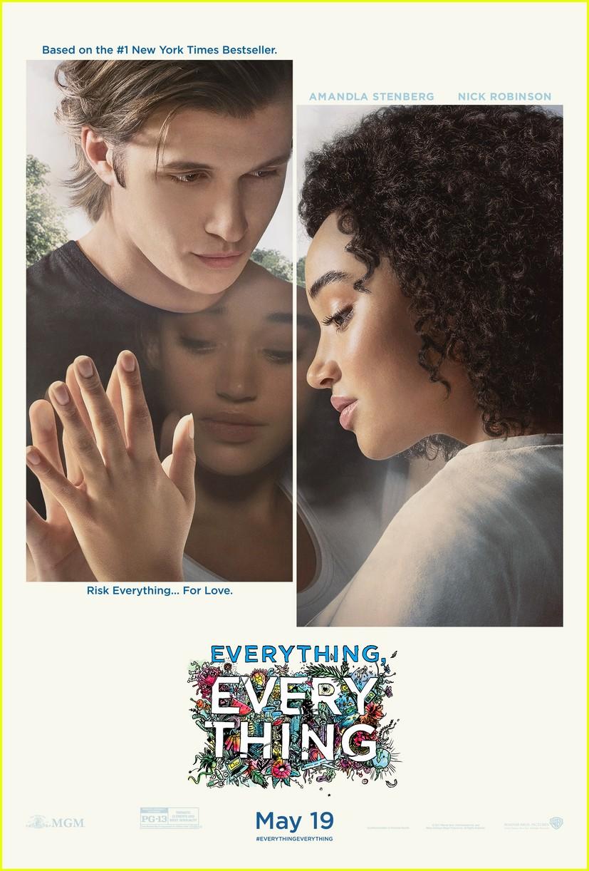 everything everything movie poster 01