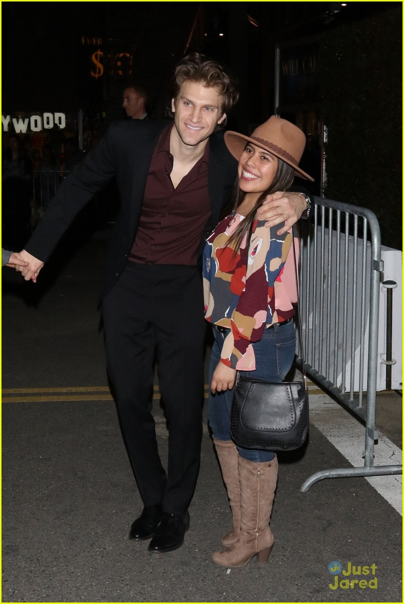 'PLL's Keegan Allen Brings Girlfriend Ali Collier to ...
