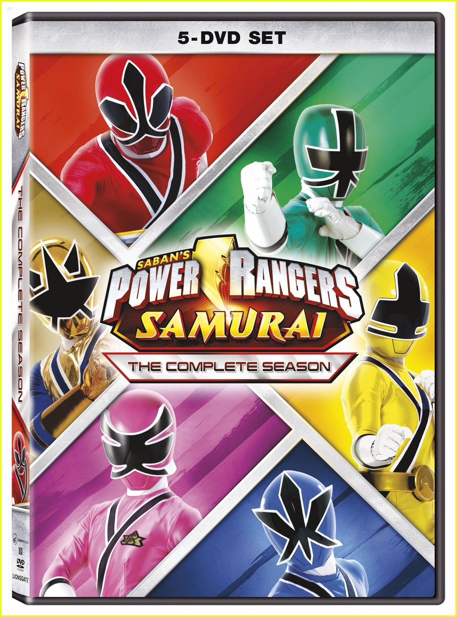power rangers giveaway samurai prize pack 05
