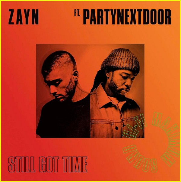 zayn malik still got time art 01