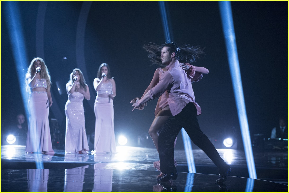 normani kordei dwts fifth harmony impossible 08
