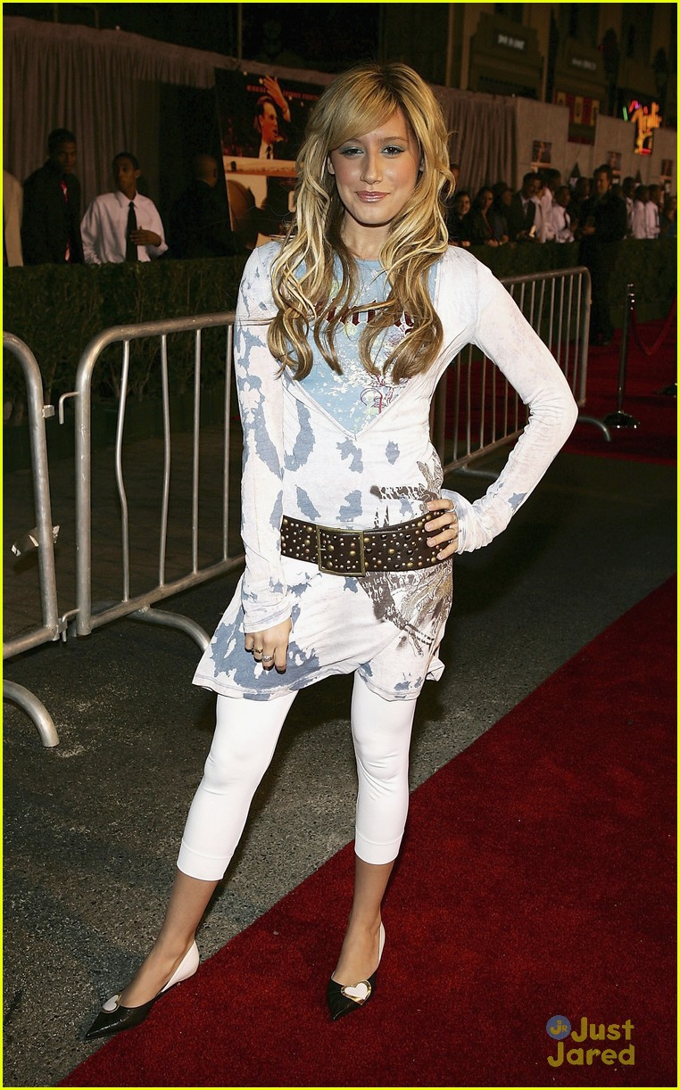 58dc9680f2 Ashley Tisdale Regrets Some Red Carpet Looks From Her  Suite Life ...
