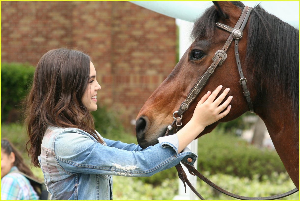 bailee madison producer cowgirls story interview 03