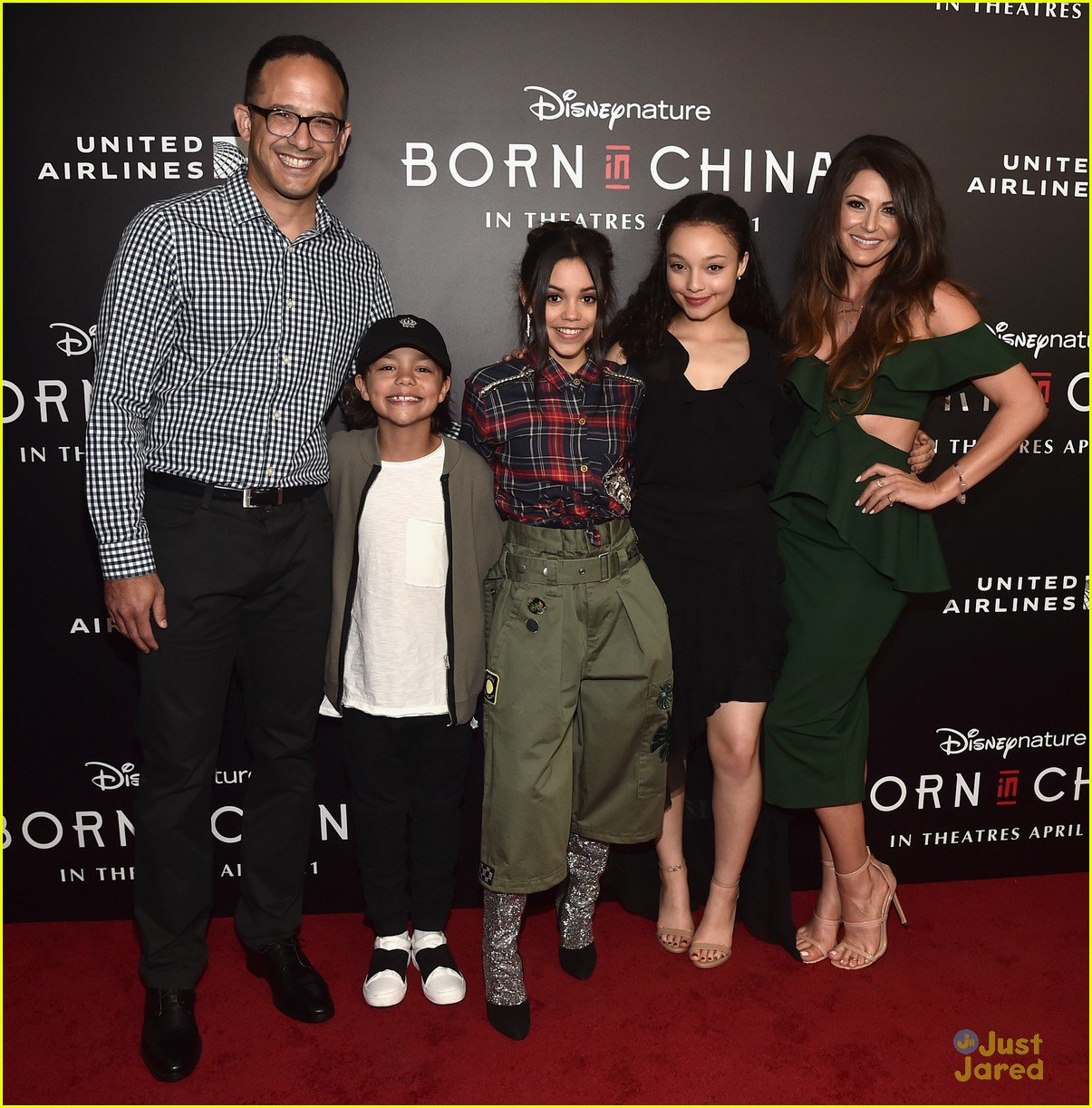 born in china premiere andi mack sitm mech casts attend 04