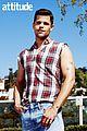charlie carver attitude magazine cover 01