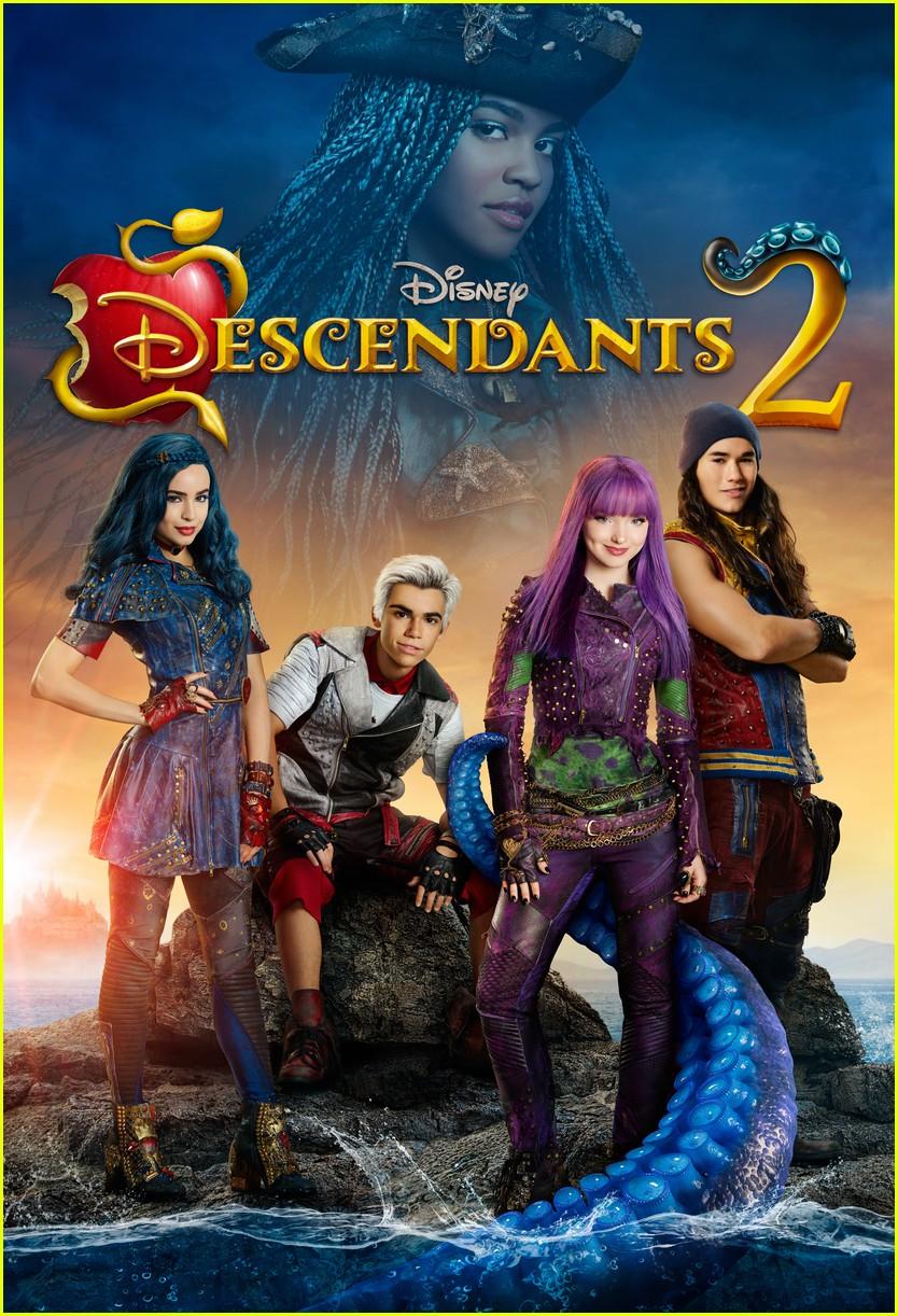 descendants 2 premiere date summer 04
