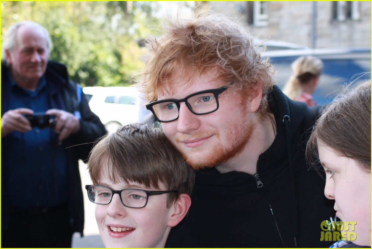 ed sheeran castle on the hill the tonight show 02