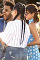 selena gomez the weeknd share kiss day two coachella 02