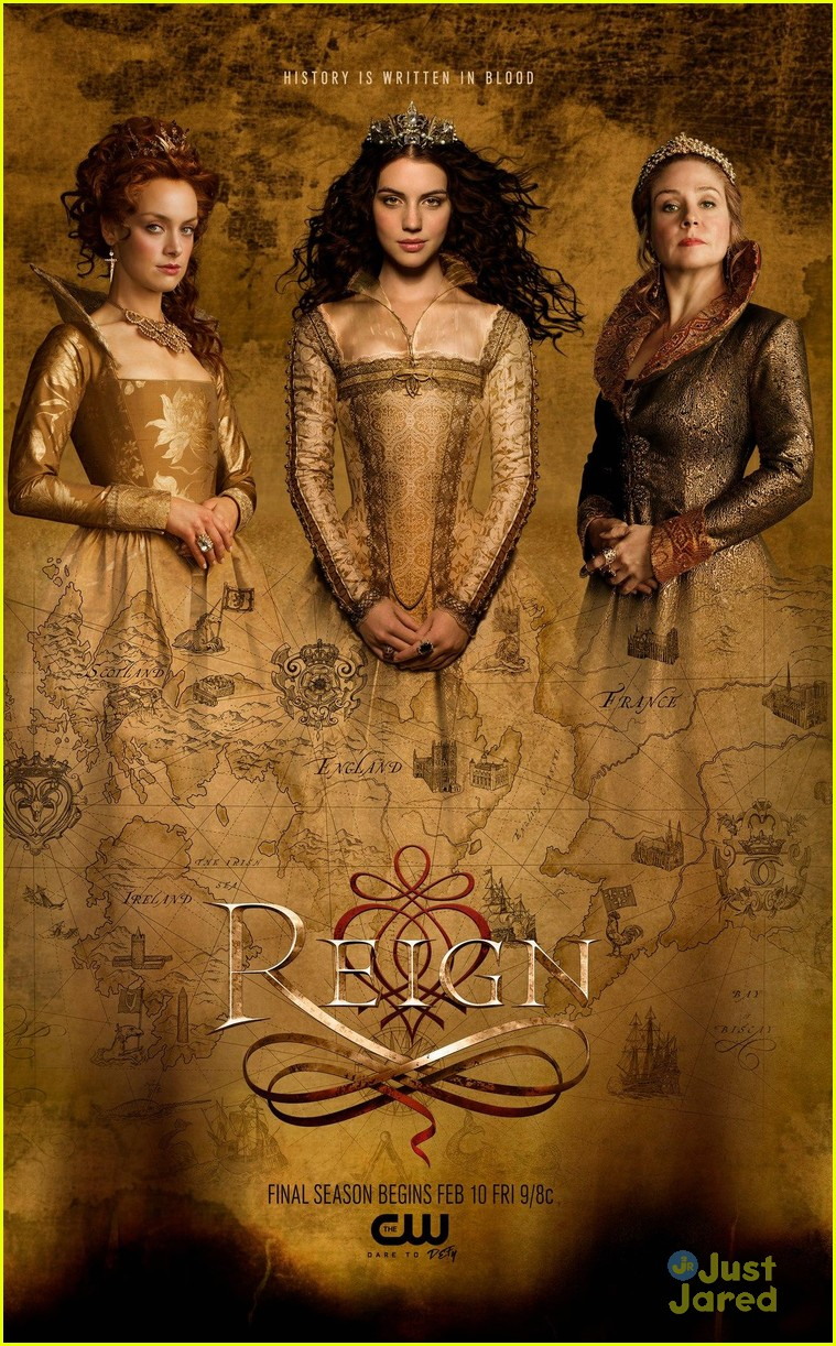 Reign Season 4 On Netflix: 'Reign' Season Four Is Coming To Netflix Sooner Than You