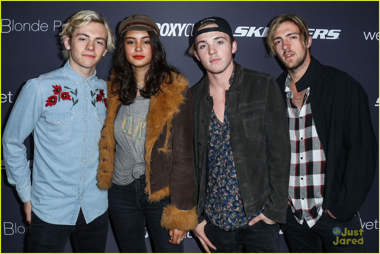 ross lynch courtney eaton