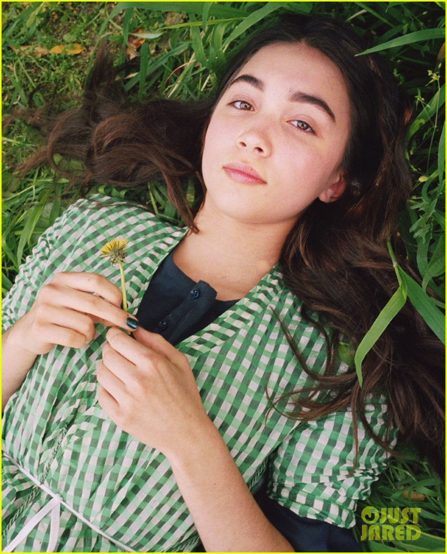 Rowan Blanchard Opens Up About Leaving Disney How She Became Politically Aware Her New Movie Photo 1082023 Magazine Rowan Blanchard Pictures Just Jared Jr