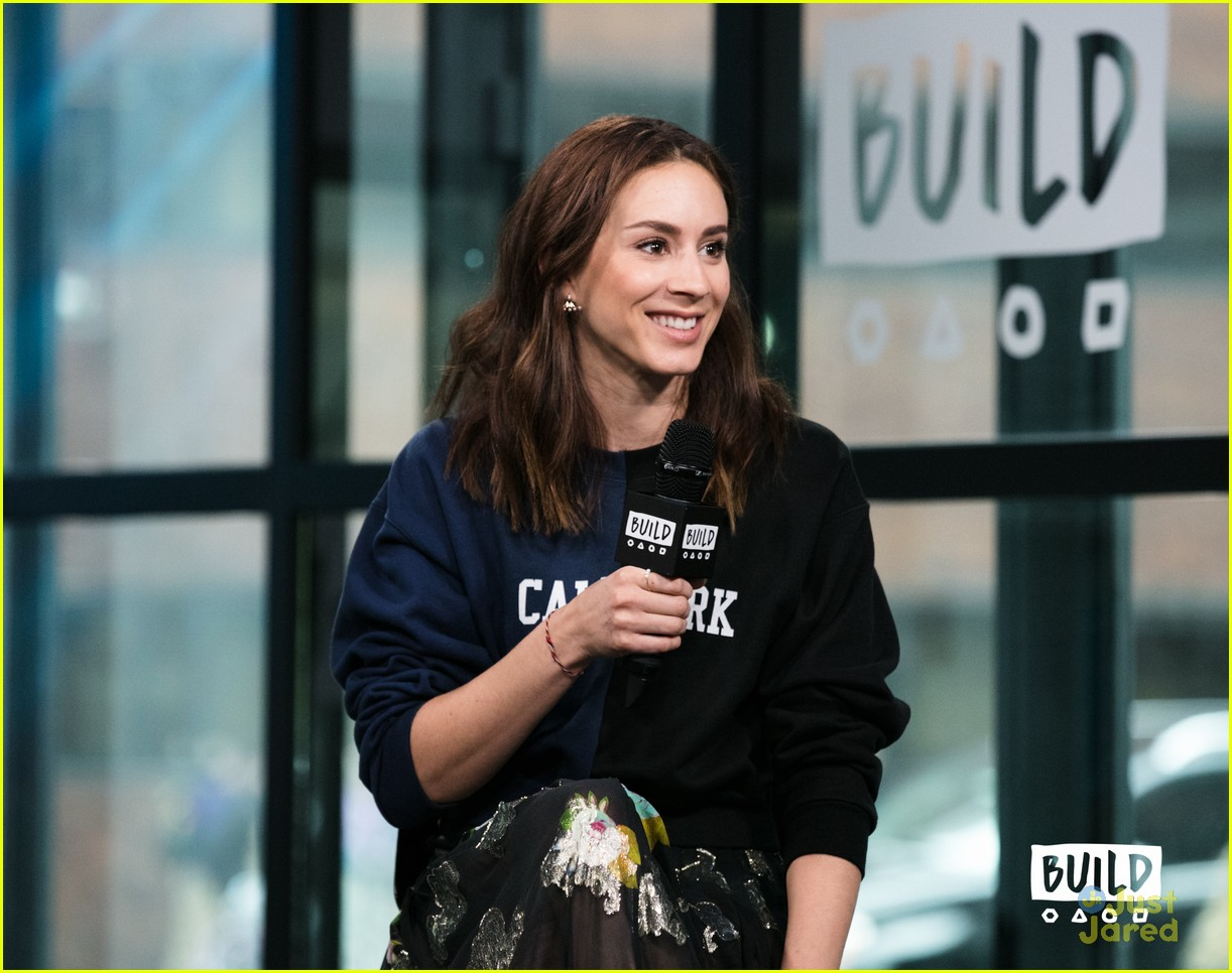 troian bellisario talks new movie feed 12