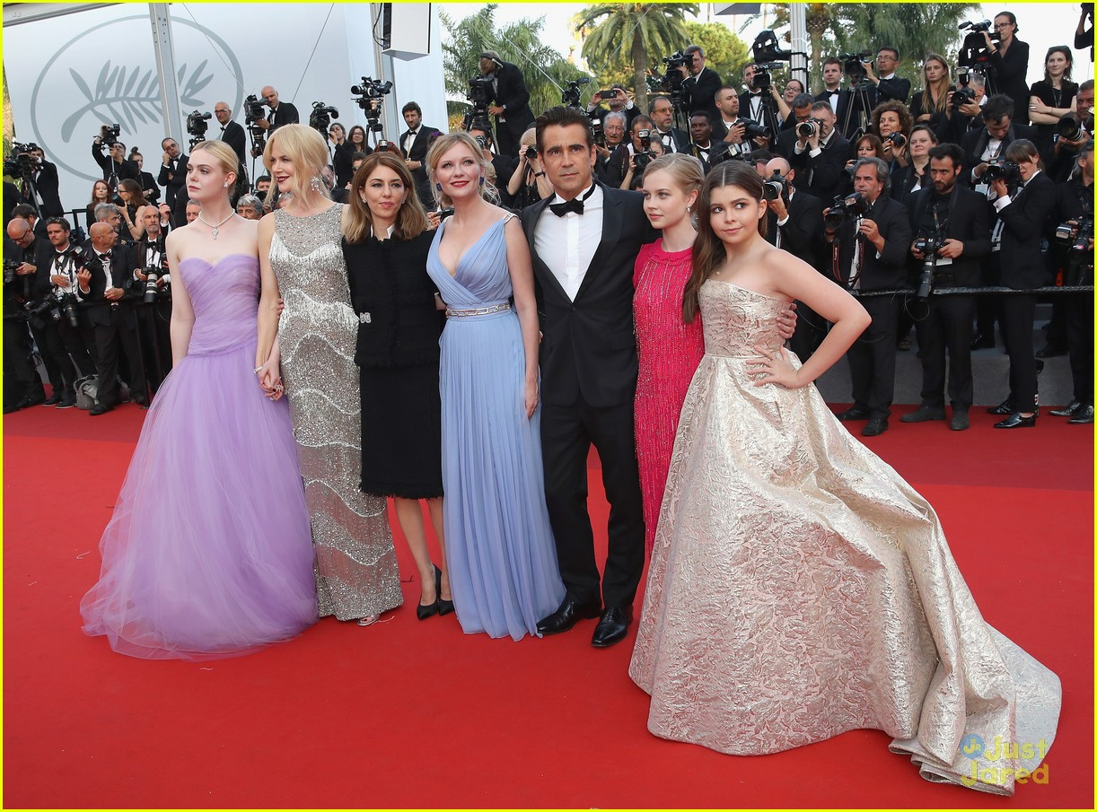 addison riecke anjourie rice elle fanning beguiled cannes premiere 01