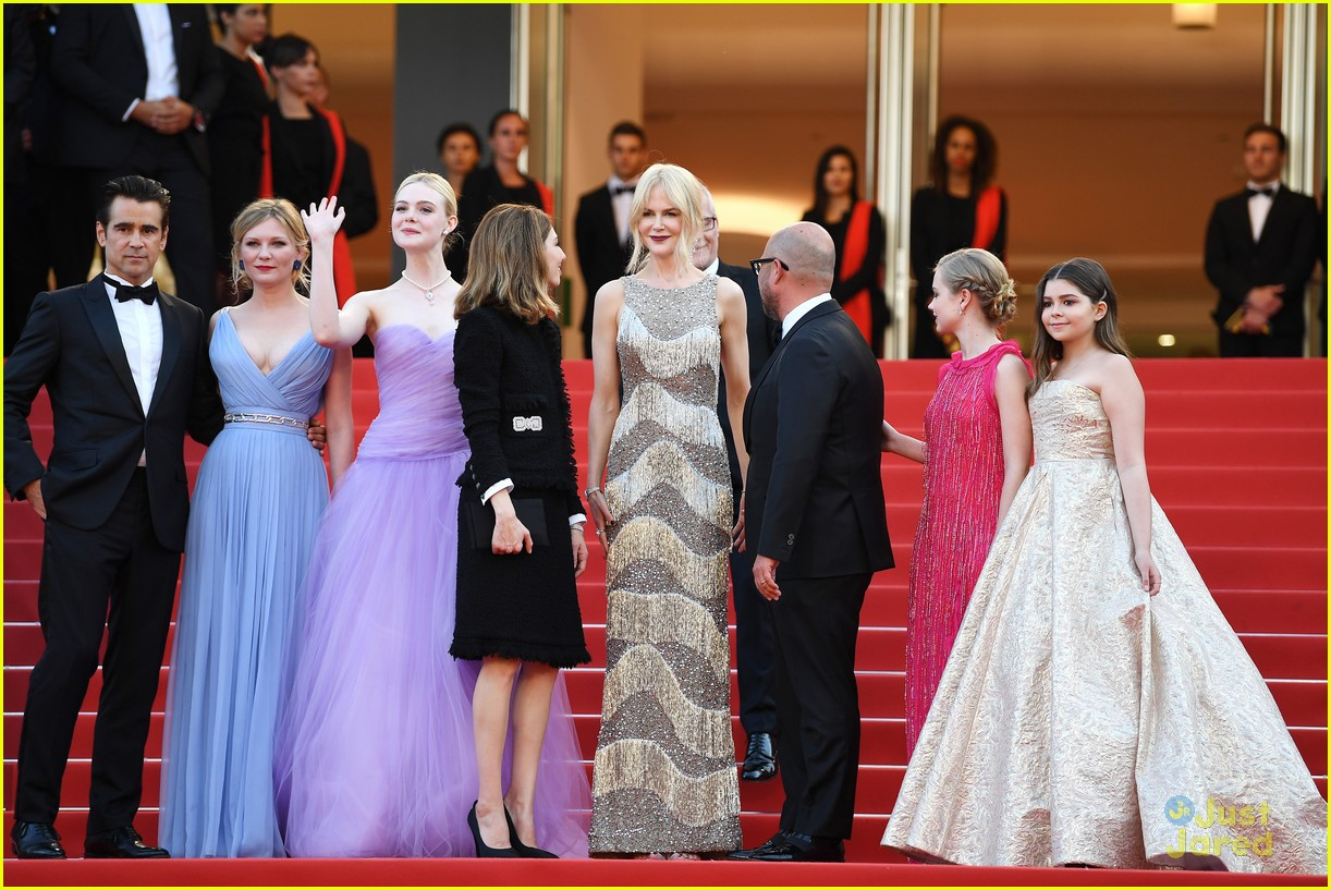 addison riecke anjourie rice elle fanning beguiled cannes premiere 03