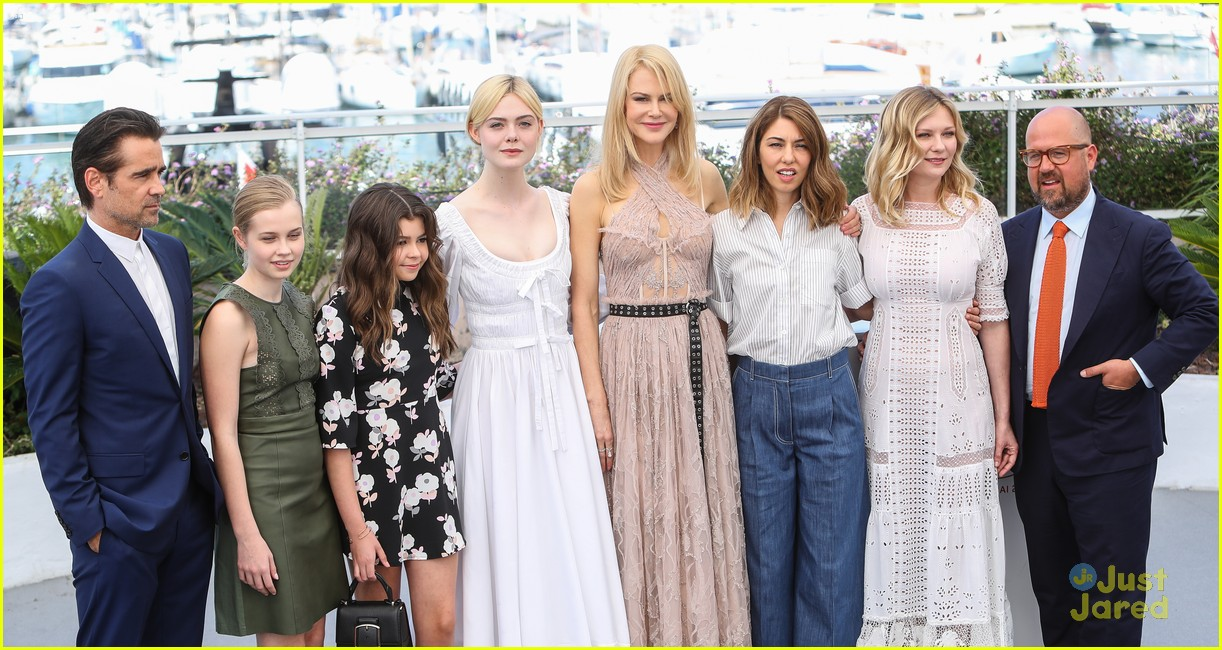 addison riecke anjourie rice elle fanning beguiled cannes premiere 05