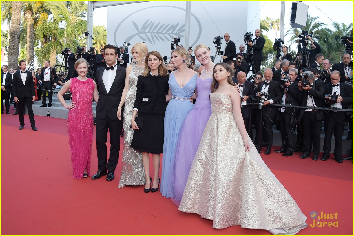 addison riecke anjourie rice elle fanning beguiled cannes premiere 18