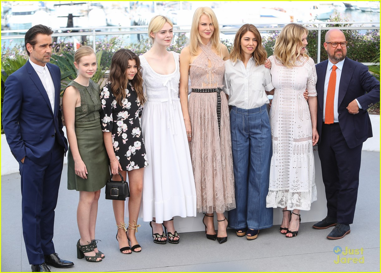 addison riecke anjourie rice elle fanning beguiled cannes premiere 29