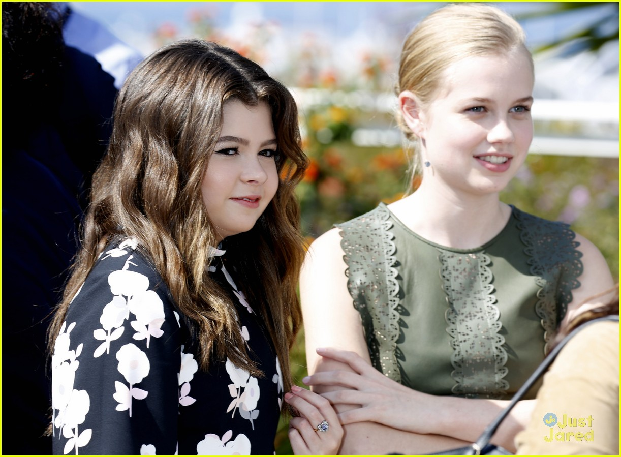 addison riecke anjourie rice elle fanning beguiled cannes premiere 32
