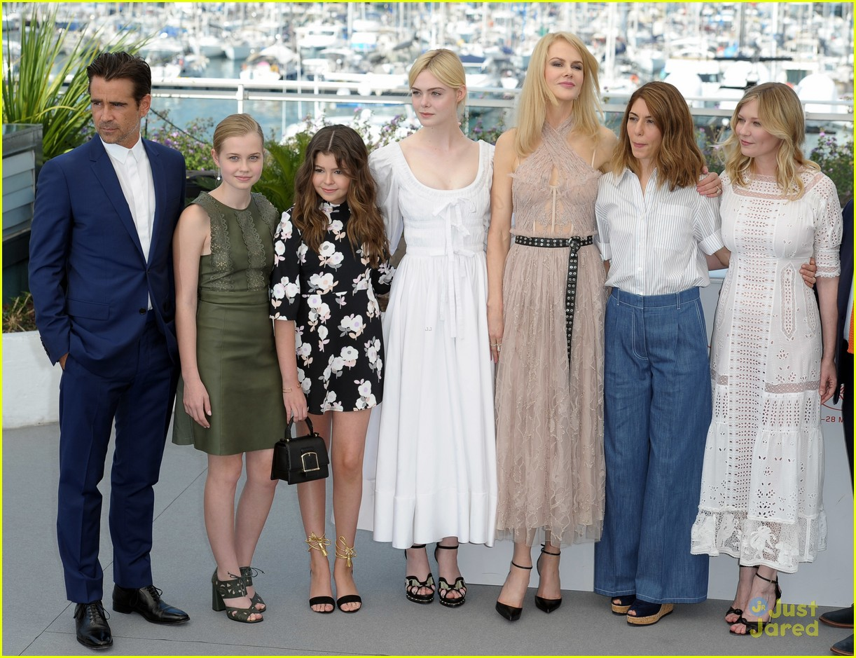 addison riecke anjourie rice elle fanning beguiled cannes premiere 33