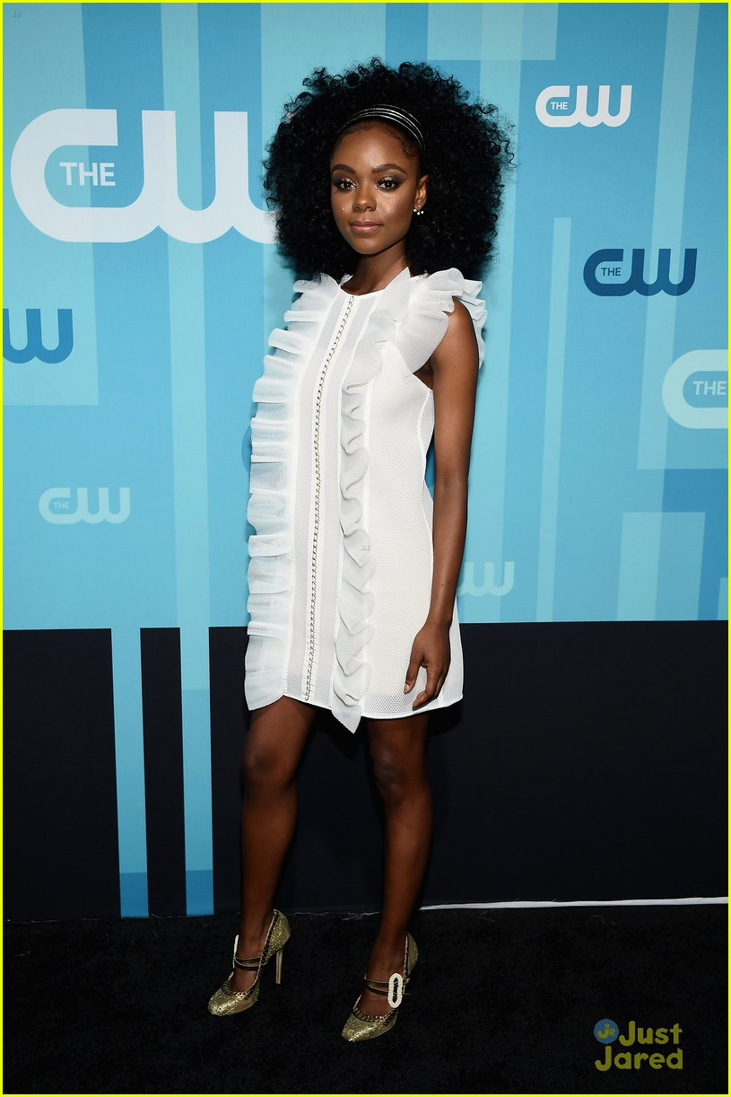 ashleigh murray reggie josie romance coming riverdale 03