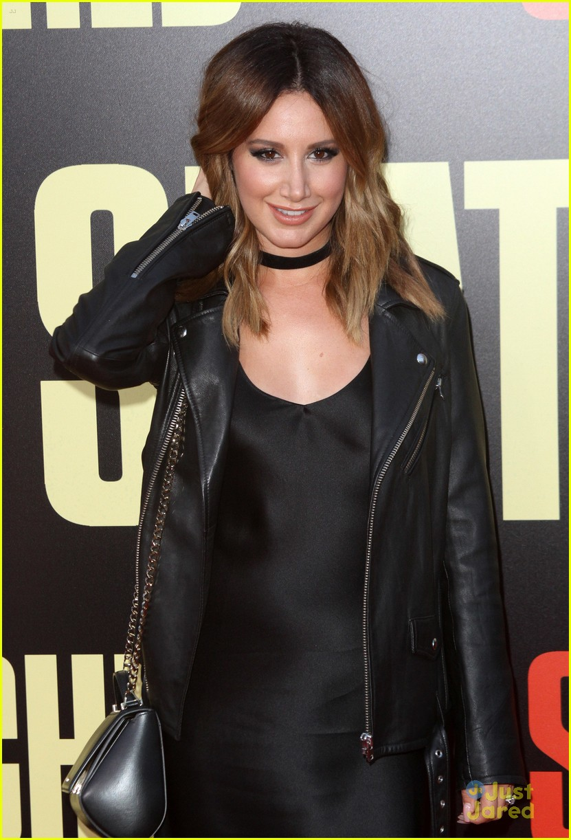 ashley tisdale lashes launch snatched premiere 07