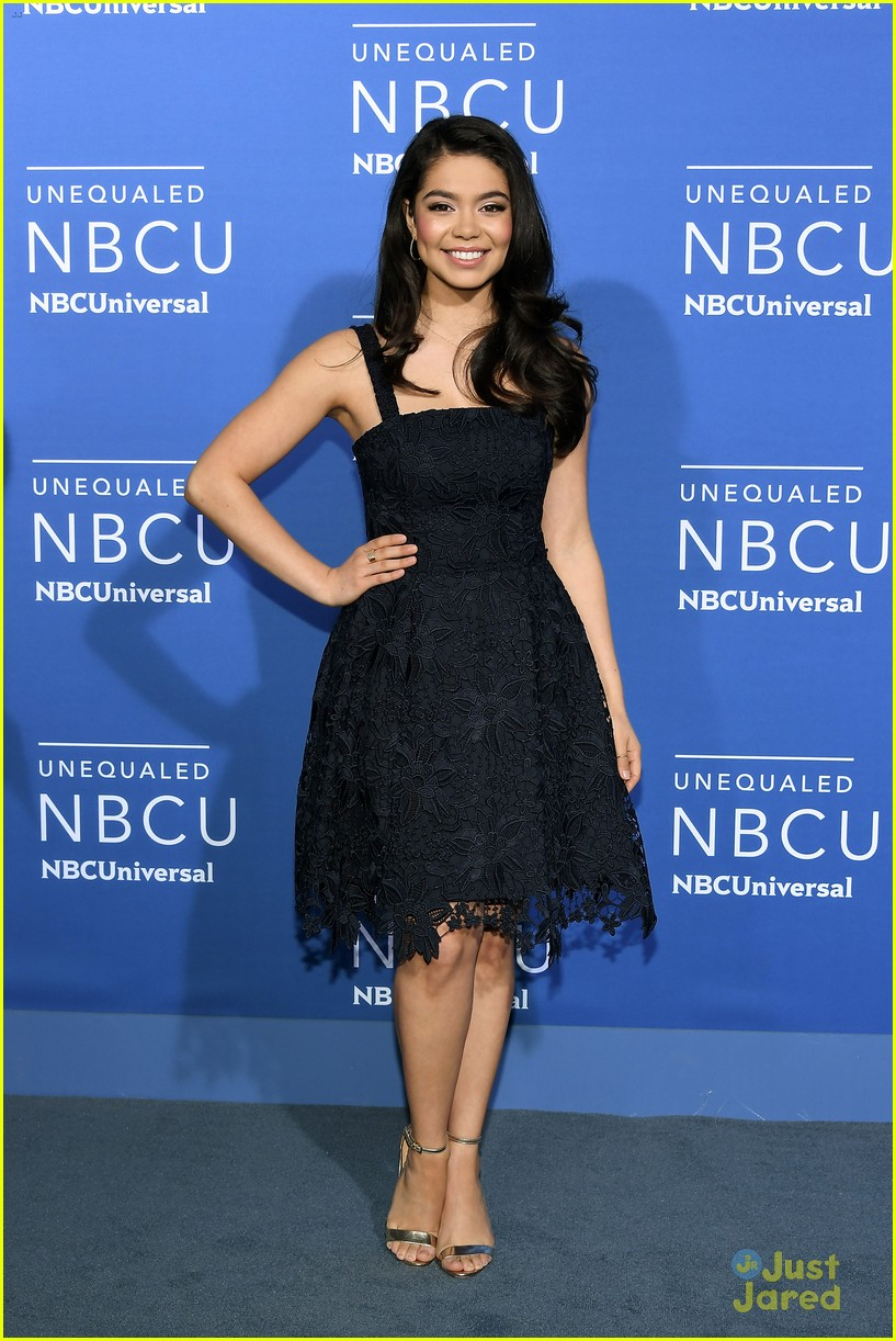 aulii cravalho mae whitman nbc upfronts 05