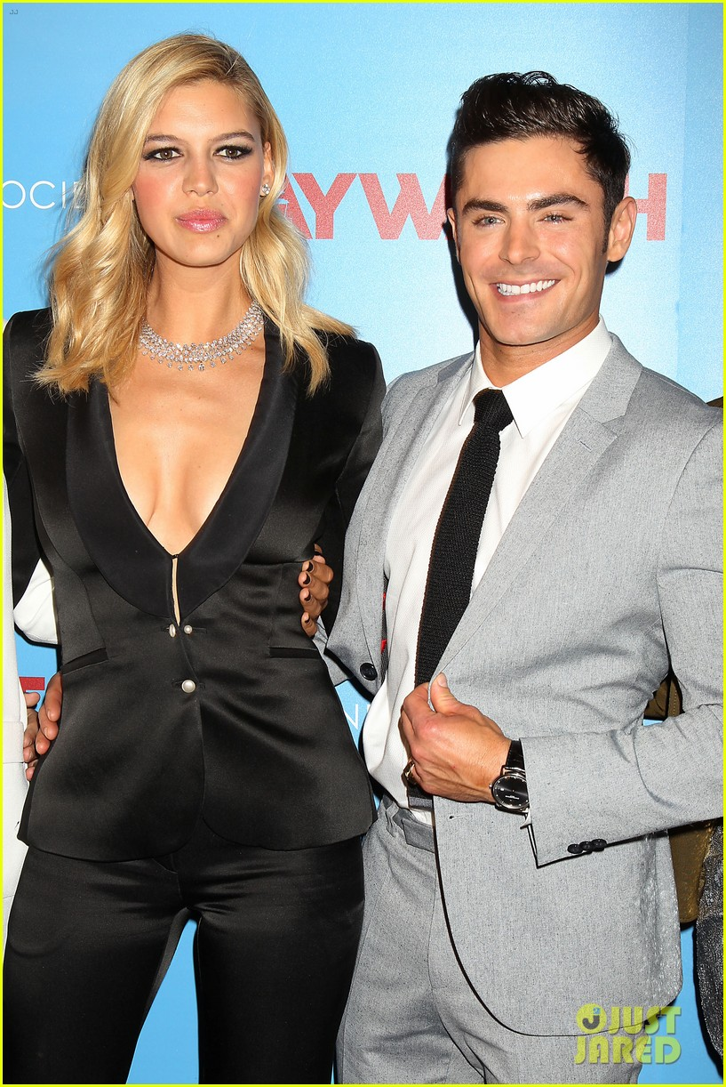 zac efron baywatch screening new york city 21