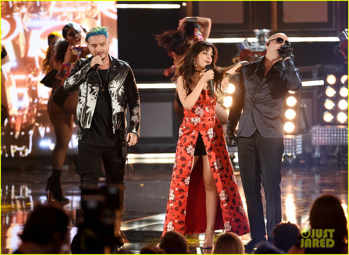 camila cabello is fire at the mtv awards12