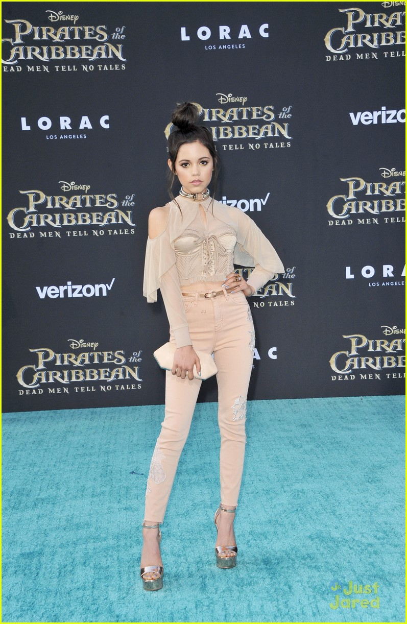 jenna ortega sofia carson olivia skai madison more pirates 24