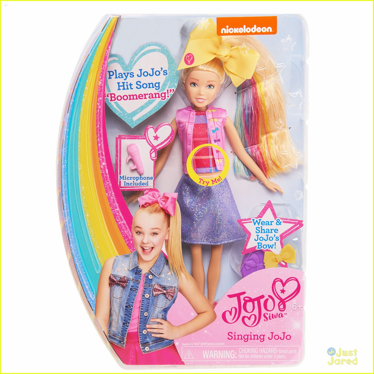 jojo siwa new doll new song 02
