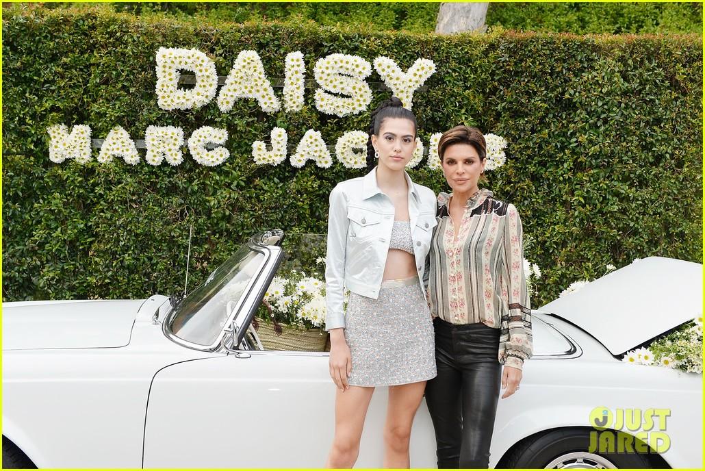 kaia geber marc jacobs daisy fragrance launch 09