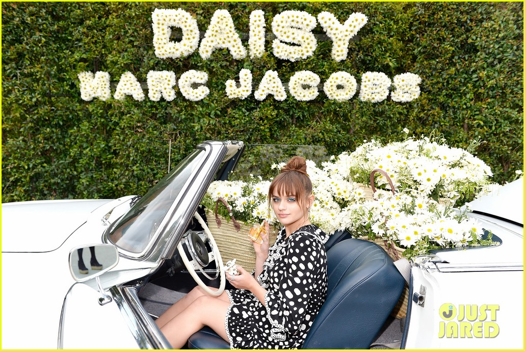 kaia geber marc jacobs daisy fragrance launch 12