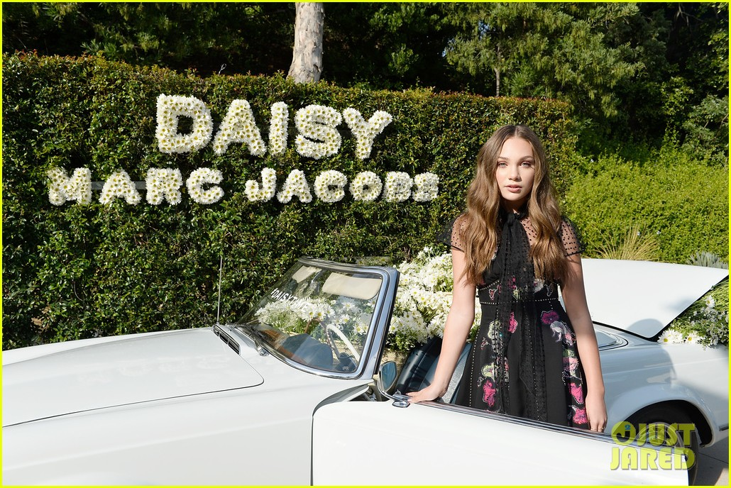 kaia geber marc jacobs daisy fragrance launch 17