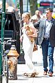 jennifer lawrence visits boyfriend darren aronofskys house with her dog 13