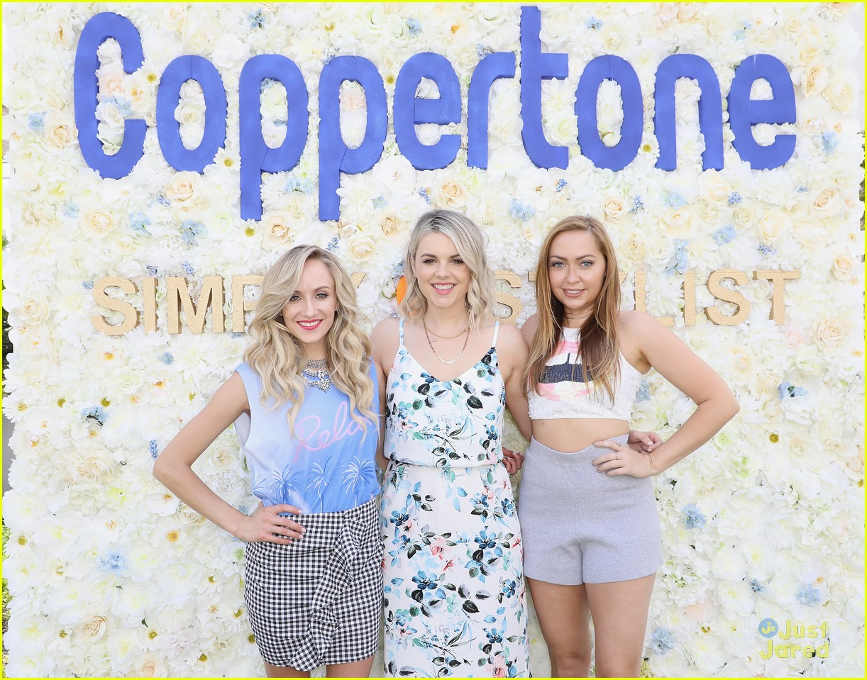 nastia liukin coppertone stylist event 12
