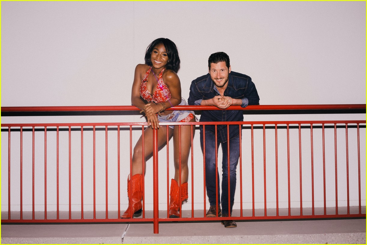 normani kordei dwts exclusive week pics 05.