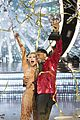 rashad jennings emma slater gma trophy plans 05