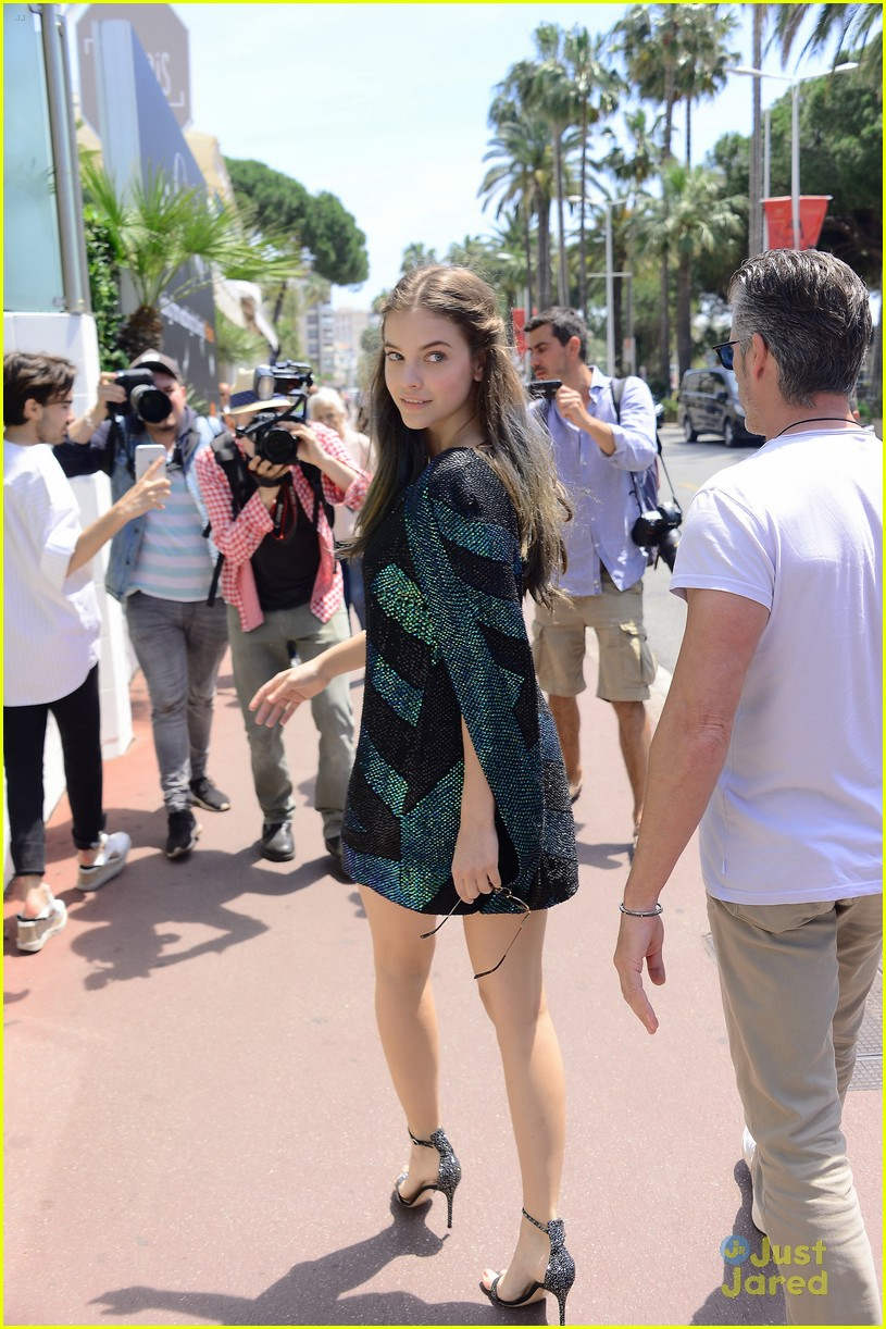 barbara palvin thylane blondeau twin pic cannes 05
