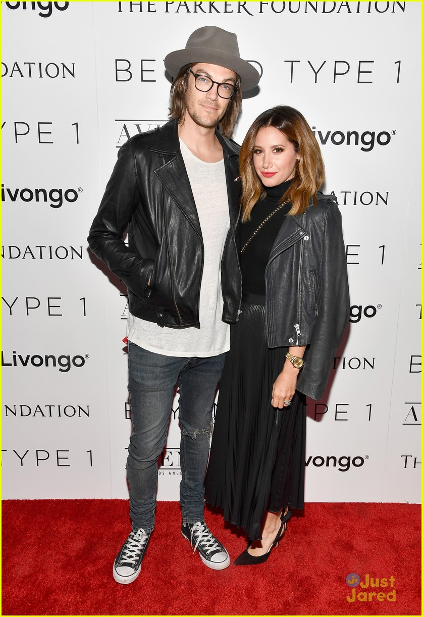 ashley tisdale christopher french beyond type event 02