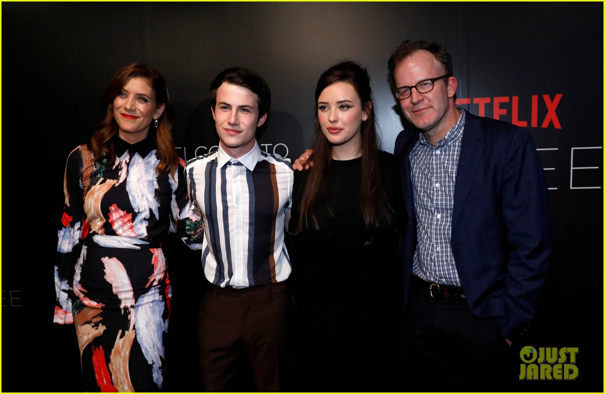 13 reasons why cast fyc event pics 01