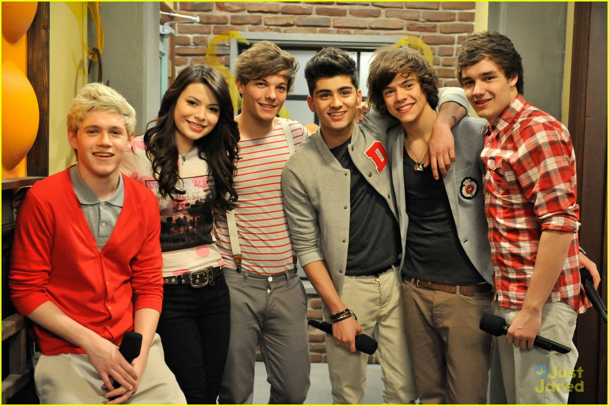 one direction icarly pics 01