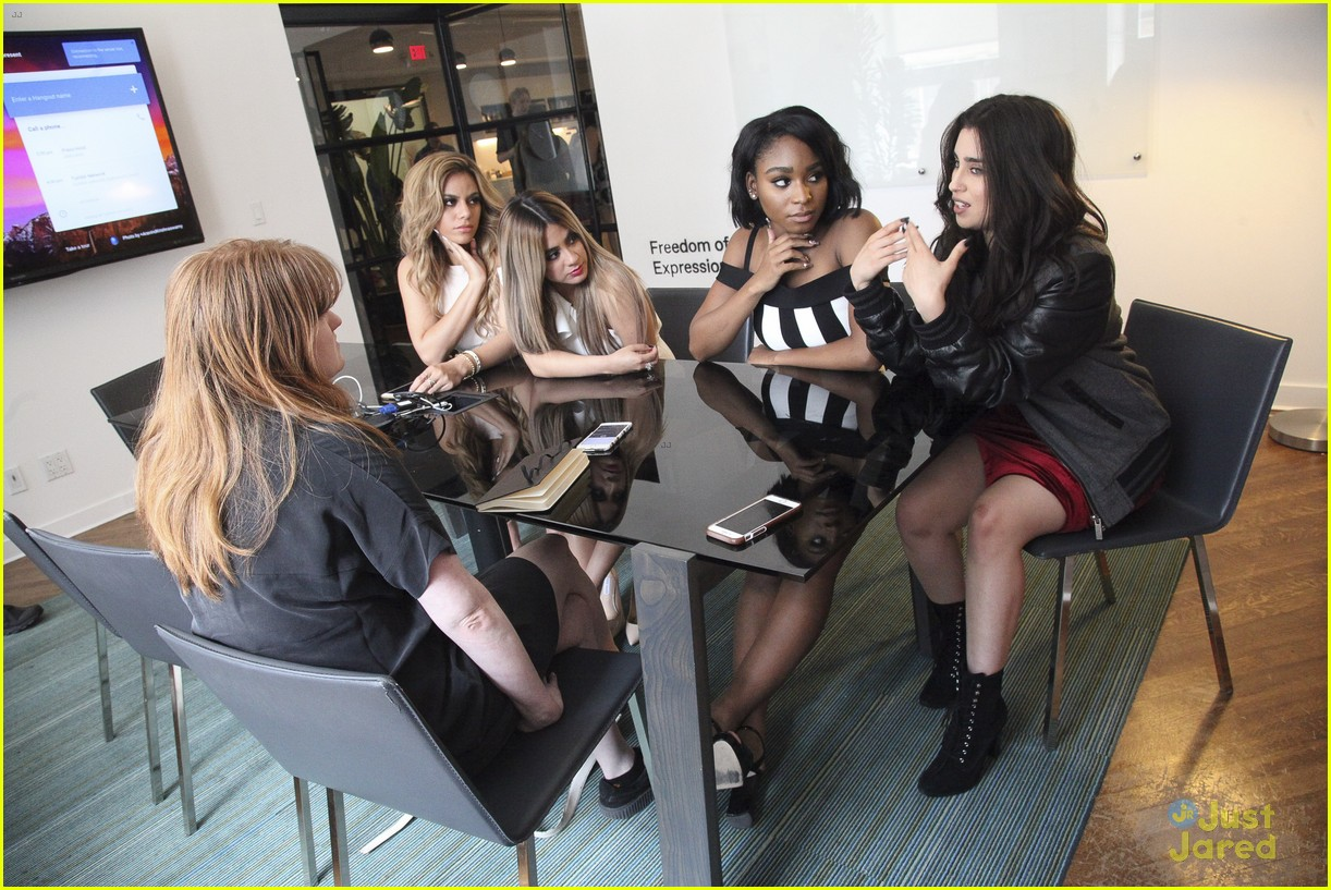 fifth harmony meets fans tumblr office 08