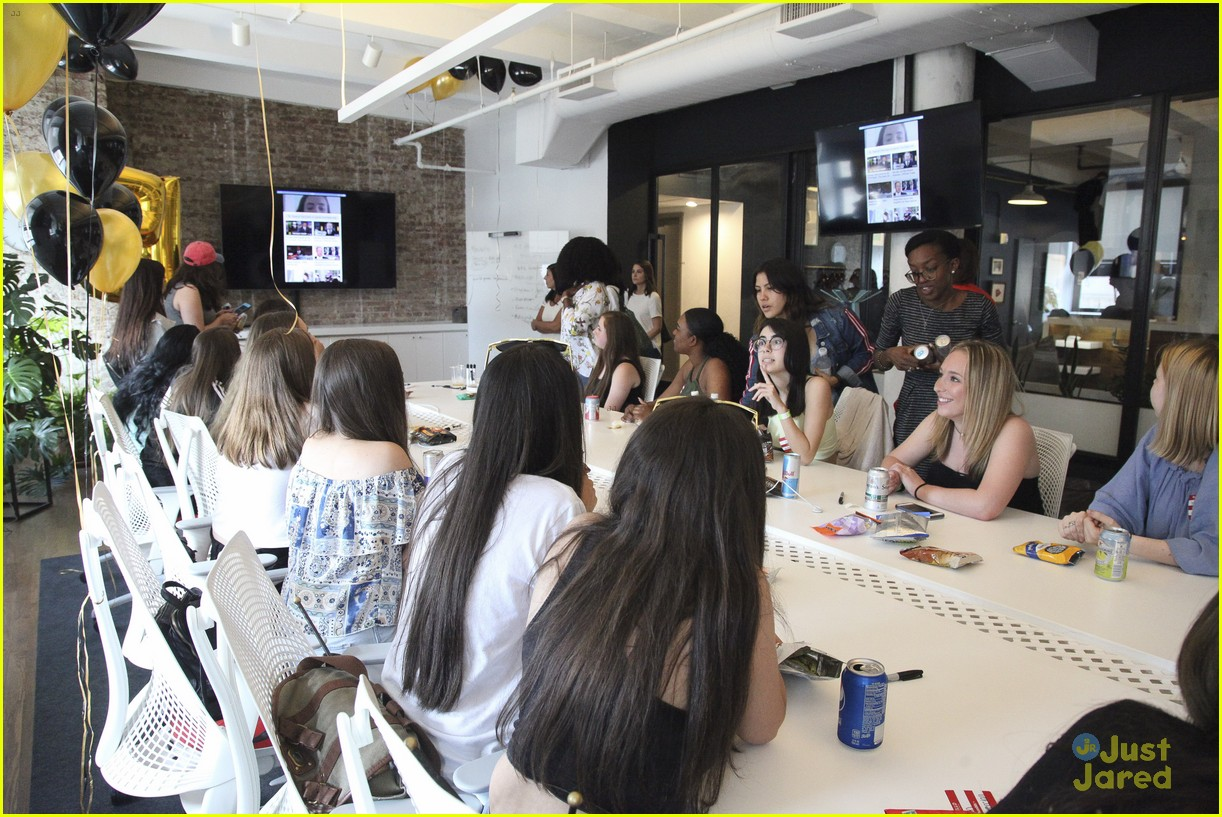 fifth harmony meets fans tumblr office 21