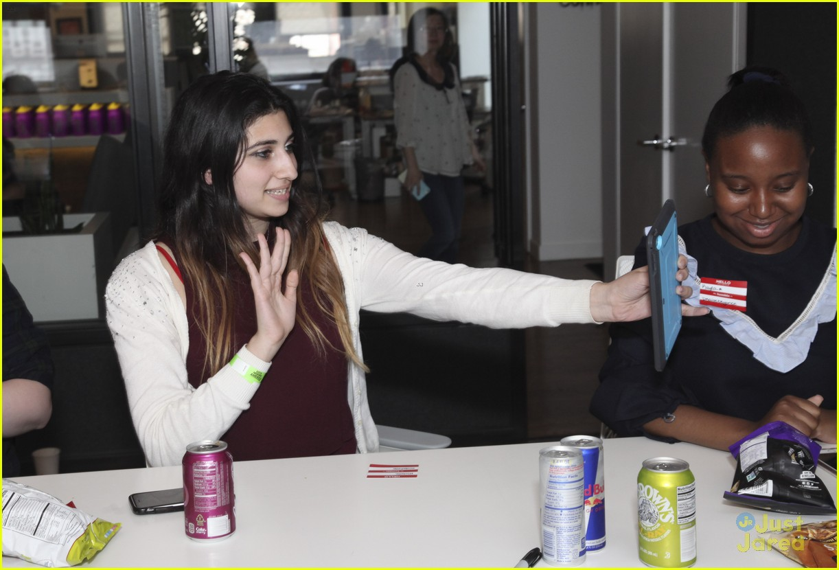 fifth harmony meets fans tumblr office 25