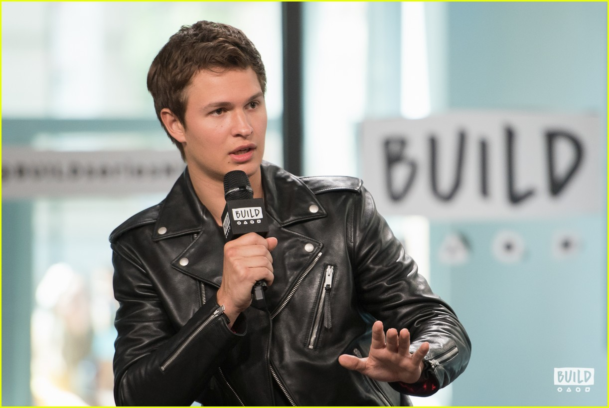 Ansel Elgort To Play Young Jfk In Mayday 109 16