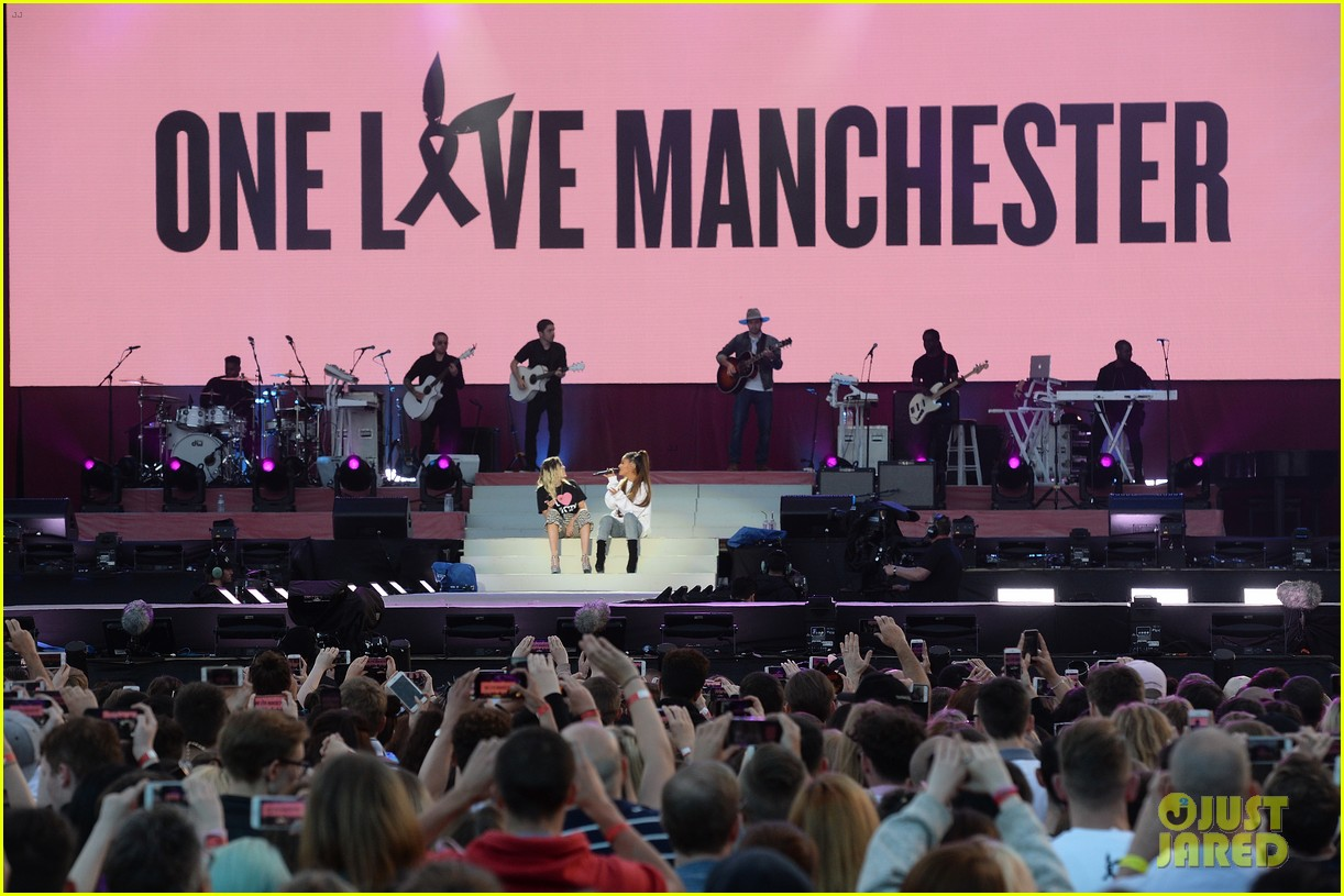 ariana grande one love manchester donations 02