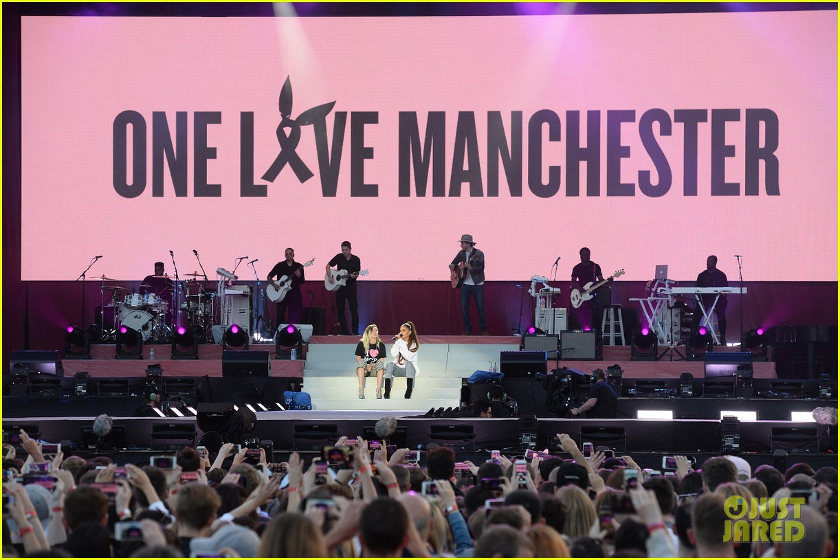 ariana grande one love manchester donations 04